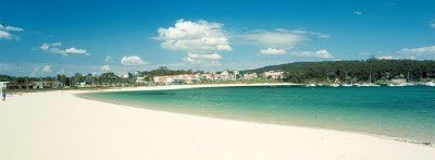 playa sanxenxo